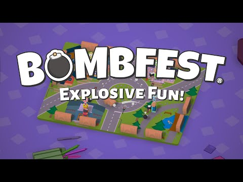 BOMBFEST Announce Trailer thumbnail