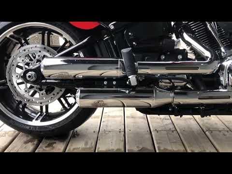 2020 Harley-Davidson FXBRS - Breakout 114