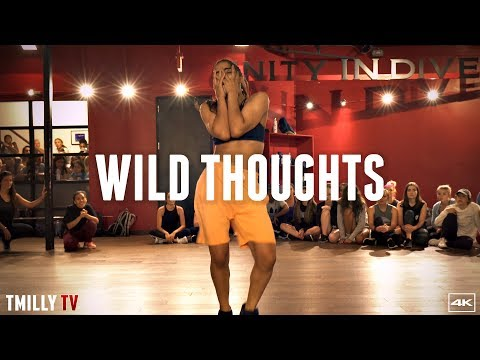 Wild Thoughts - DJ Khaled - Rihanna, Bryson Tiller - Choreography by Willdabeast Adams - #TMillyTV