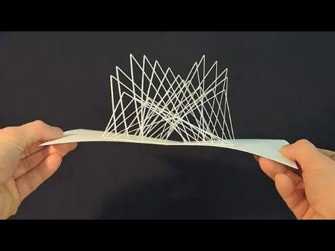 Πως να φτιάξετε 3D ευχετήριες κάρτες