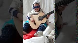 Freestyle à la guitare
