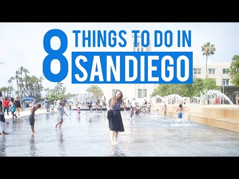 Video 8 Things To Do in San Diego