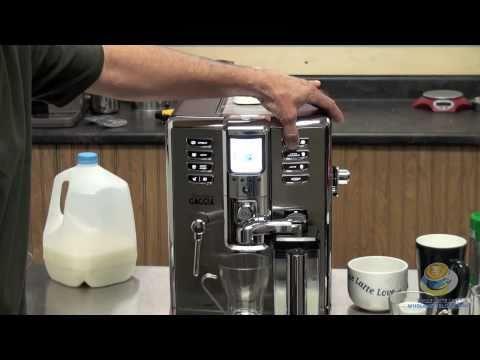 , Gaggia 1003380 Accademia Espresso Machine