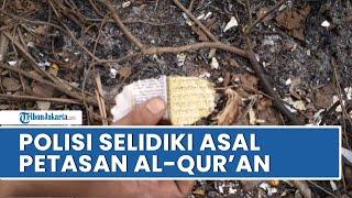 Polisi Selidiki Asal Petasan yang Viral Menggunakan Kertas Al-Qur'an di Kota Tangerang