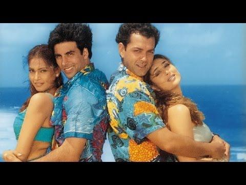 Kasam Se Teri Aankhen Aaiya Re Aaiyaa - Ajnabee - Akshay, Kareena, Bipasha & Bobby