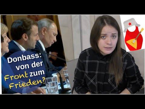 Donbass: Von der Front zum Frieden? [Video]