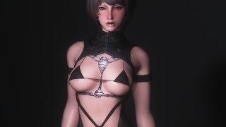 lovehappy.net - ripped body suit tbbp skyrim mod