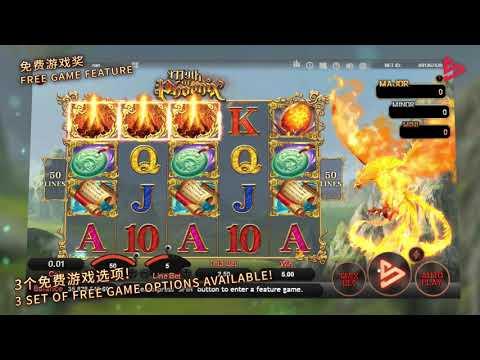 Slot Game -   Myth of Phoenix