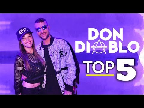 DON DIABLO NOS DICE SU TOP 5