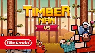 videó Timberman VS
