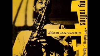 Sonny Rollins with the MJQ - Scoops