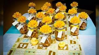 Vintage Rubber Ducky Baby Shower
