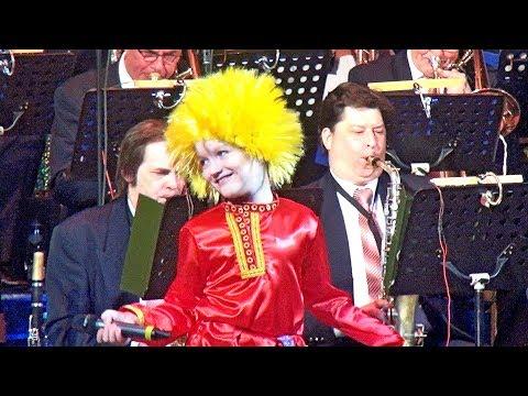 """""""Детство. Музыка. Весна"""" - Концерт эстрадно-джазового оркестра """"SM-BAND"""". Часть 1."""