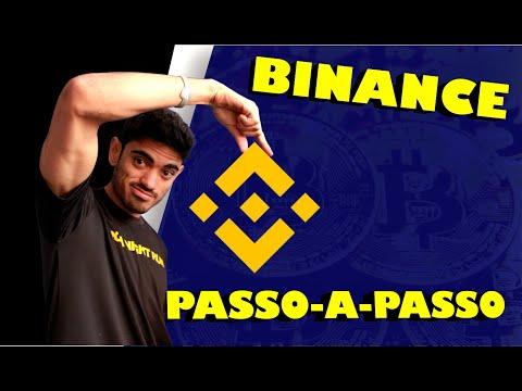 BINANCE COMO FAZER CADASTRO #BINANCE