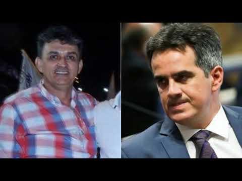 VAZA ÁUDIO DE CIRO NOGUEIRA TRATANDO DE CANDIDATURAS NO PIAUÍ PARA DERROTAR WELLINGTON DIAS
