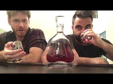 Whisky Review 107: Hennessy Richard