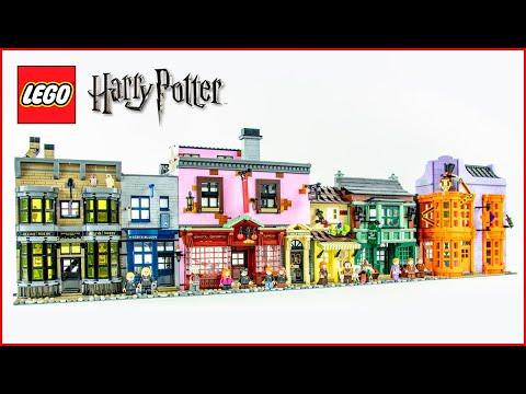 Vidéo LEGO Harry Potter 75978 : Le Chemin de Traverse