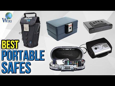10 Best Portable Safes 2017