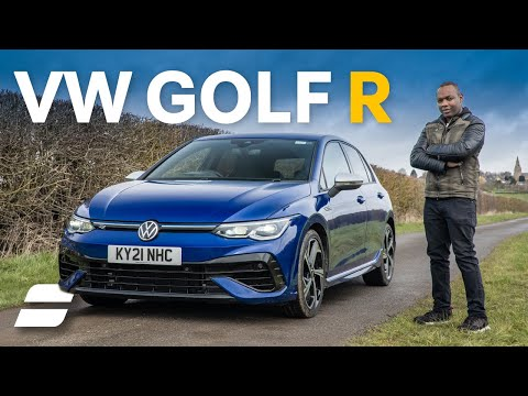 NEW VW Golf R Review: Has The Golf Reached Its Peak?   4K