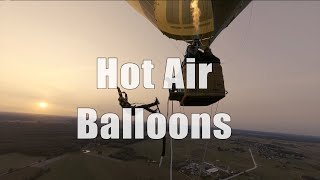 Hot Air Balloons FPV