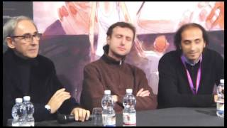 "TFF31 - ""Temporary Road"" Press Conference"