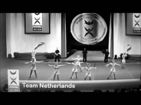 De Sensation Cheerleaders zijn opgegeven bij het Oranje Fonds voor de Kroonappels van dit jaar!