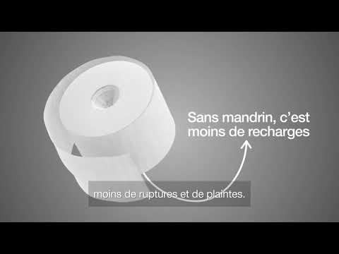 Tork T7 papier de toilette sans mandrin