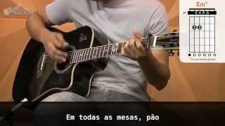 Vilarejo - Marisa Monte (aula de violão)