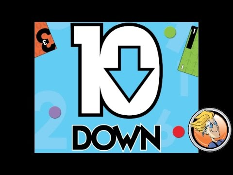 Overview and rules explanation of 10 Down