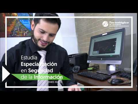 Especialización en Seguridad de la Información