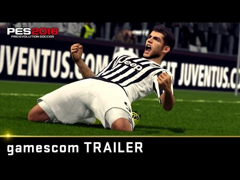 [Official] PES 2016 Gameplay Trailer: GC 2015 thumbnail
