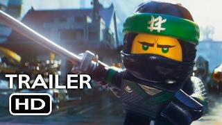 The LEGO Ninjago Movie Trailer 1 2017 Jackie Chan Dave Franco Animated Movie HD