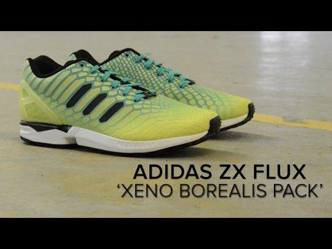 bdf18282a ... youtube 1317d c7da3  czech adidas zx flux borealis quick on feet review  7b113 b9070