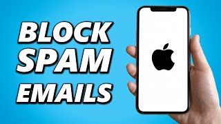 How to Block Spam Emails on Iphone! (Easy)
