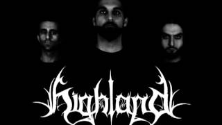 Highland - Cimmerian Waves In Abyssal Space