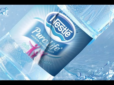 Privatizing Water: Nestlé Trying to 'Buy' Oregon Public Water Supply