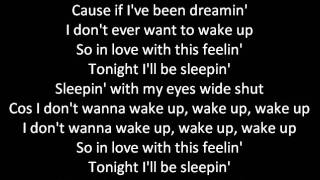 JLS ft. Tinie Tempah - eyes wide shut, with lyrics.