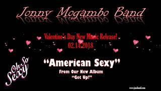 "Get Ready For The Valentine's Day New Release - ""American Sexy""!"