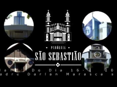 Palavra Do Dia 16-01-2021 Padre Darlan Marasca scj