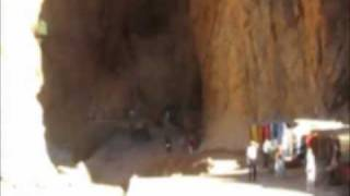 preview picture of video 'The Todra Gorge and Tinghir Palmery - Morocco'