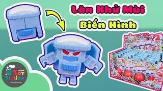 Transfomers Botbots khi mọi thứ có thể biến hình ToyStation 349