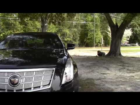 Video of 2013 Cadillac XTS AWD Platinum Edition, Detailed Walkaround