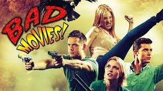 Birdemic 2   BAD MOVIES!