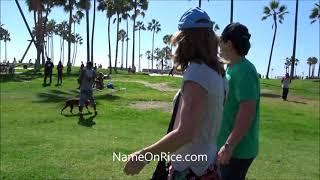 PIT BULL ATTACKS PUG DOG (FINGER IN REAR UNLOCKS JAW) VENICE BEACH CALIFORNIA OCT 1, 2016