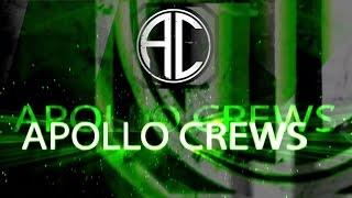 Apollo Crews Entrance Video