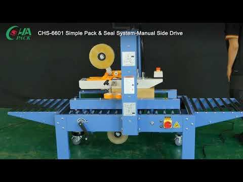 CHS-6601 Carton Sealer