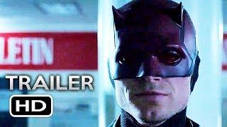DAREDEVIL Season 3 Official Trailer (2018) Netflix Marvel Superhero TV Series HD
