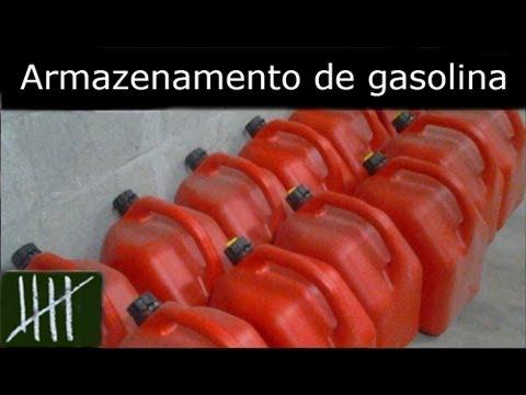 Armazenamento de gasolina