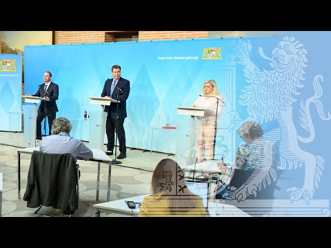 Pressekonferenz vom 22.09.2020 - in Deutscher Gebärdensprache