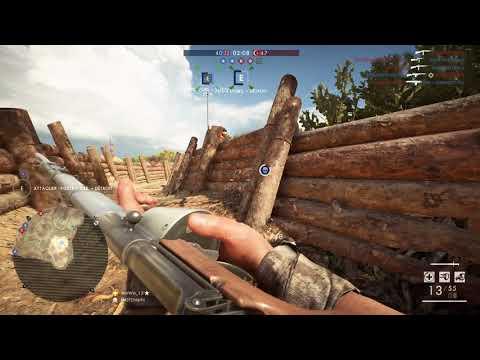 Battlefield 1 - En squad avec Sephi